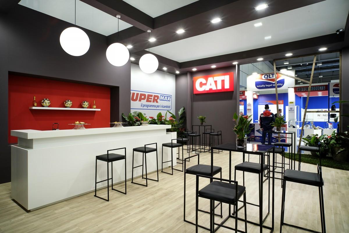 CATI 2019 - area accoglienza